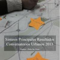 Informe Conversatorio Urbano 2013 Temuco-Padre Las Casas