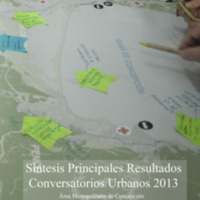 Informe Conversatorio Urbano AMC